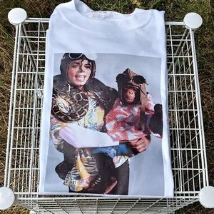 Michael Jackson-Custom Shirt